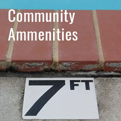 Community Ammenities